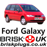 Brisk UK Spark Plugs for Ford Galaxy vr6 20vt zetec replacement parts Motorcraft NGK Champion