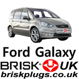 Ford Galaxy Ecoboost Spark plugs for more power Brisk UK Performance Parts