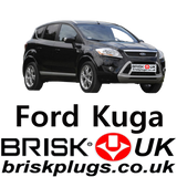 Recommended spark plugs for Ford Kuga Zetec Eco-Boost ST Brisk UK