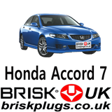 tuning parts for honda Accord Brisk Racing Spark Plugs UK USA AU Replacement NGK Denso