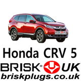 Honda CRV For sale Petrol Engine VTEC Brisk Spark Plugs for Tuning Racing LPG CNG GPL