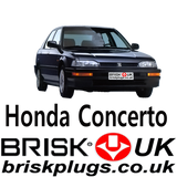 Honda Concerto service Brisk Spark Plugs Racing Tuning for Vtec