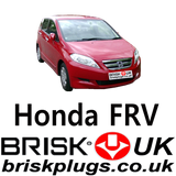Jap car parts Brisk Spark Plugs UK for Honda FRV