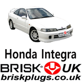Honda Integra Racing Tuning Motorsport Type R Brisk Spark Plugs Asia USA UK Performance