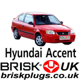 Hyundai Accent Recommended Brisk Spark Plugs Tuning LPG GPL CNG Metano