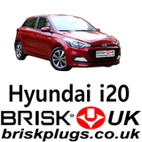 Hyundai i20 Brisk Spark Plugs For sale in England Scotland Northern Ireland NI Wales Britain