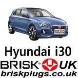 Hyundai i30 replacement parts for sale in UK GB Ireland NI Scotland Wales England Brisk Plugs