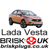 Lada Vesta Renault Brisk Spark Plugs for tuning more power racing performance upgrade