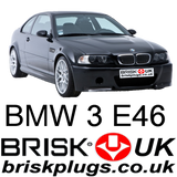 BMW E46 Spark plugs M3 330i tuning more power chip misfire eml ignition problems