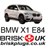 BMW X1 Spark plugs LPG GPL CNG LNG METHANE Tuning racing more power fix problem