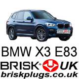 BMW X3 Spark plugs LPG GPL CNG LNG METHANE Tuning racing more power fix problem