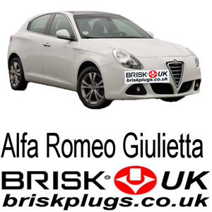 alfa giulietta Brisk spark plugs racing tuning performance