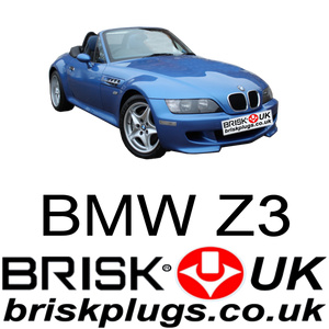 BMW z3 z3m brisk spark plugs oem upgrade performance