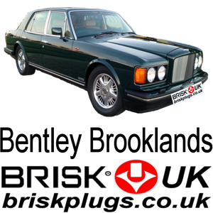 Bentley Brooklands spark plugs Brisk Racing store online