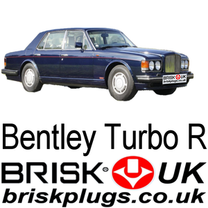 Bentley Turbo R Brisk plugs UK performance ignition
