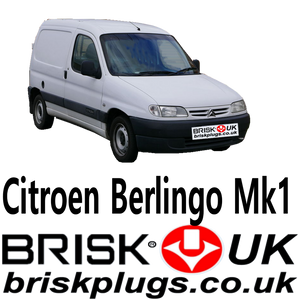 citroen berlingo spark plugs brisk racing LPG CNG Methane plug