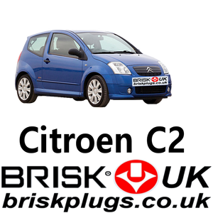 citroen c2 racing rallye spark plugs brisk UK race parts