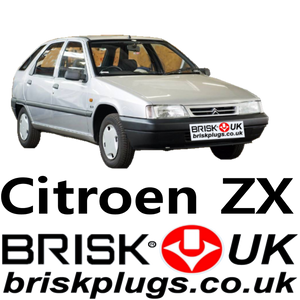 Citroen ZX spark plugs Brisk race racing online store ignition