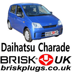 Daihatsu Charade Brisk Spark Plugs UK Replacement Ignition parts