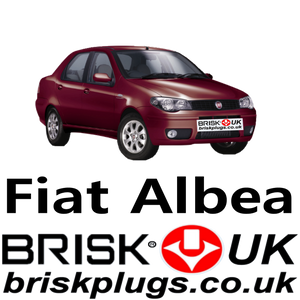Fiat Albea Brisk spark plugs replacement performance for sale