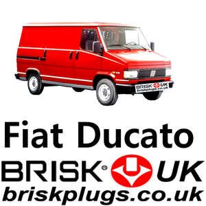 Fiat Ducato Replacement Ignition Parts Brisk Spark Plugs UK
