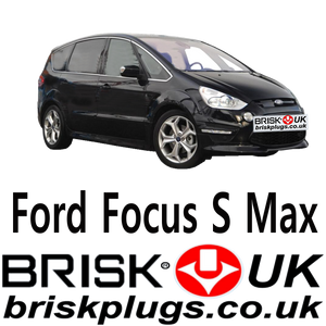 FORD S max replacement spark plugs brisk racing uk