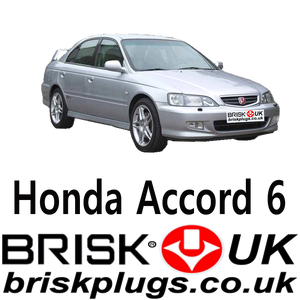 Honda Accord CG CH Brisk Plugs Tuning Type R H22A7 LPG CNG 1.6 1.8 2.0 2.2 2.3 2.4 3.0