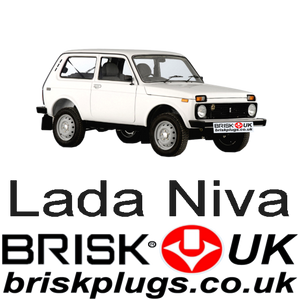Lada Niva Cossack Hussar Taiga Replacement Spark Plugs Tuning Performance Power Brisk Racing UK RU