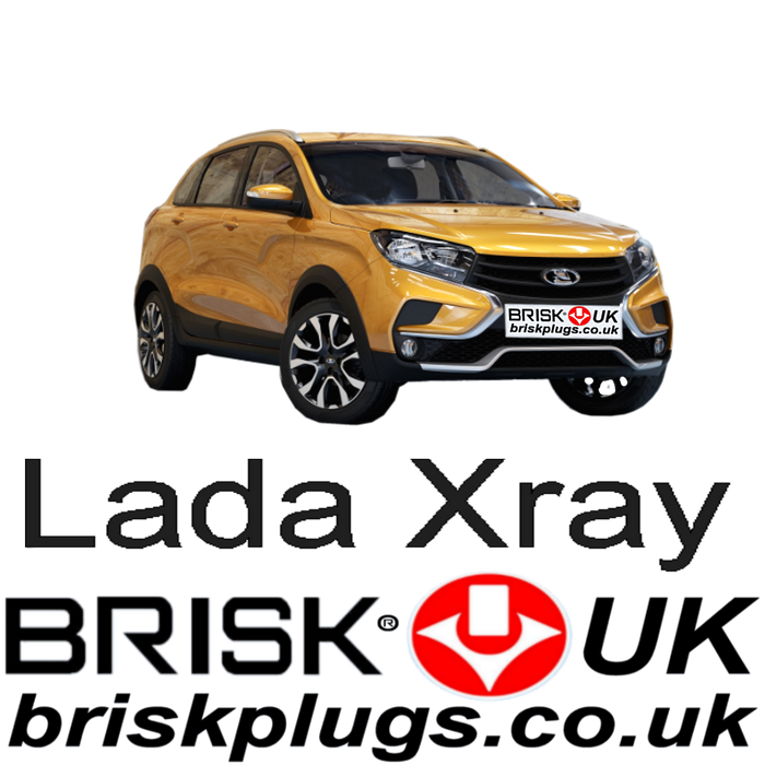 Lada Xray 1.6 1.8 16-ON AvtoVaz Renault Brisk Performance Spark Plugs