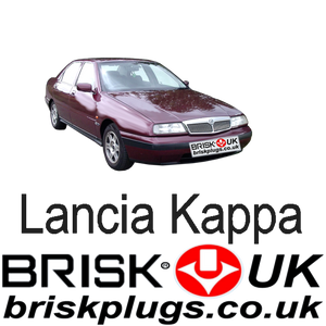Lancia Kappa Spark plugs Tuning LPG GPL Spares Parts Brisk Racing Ignition
