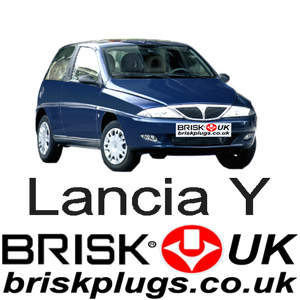 Lancia Y Ypsilon Spark Plugs Tuning Brisk Racing UK IT EU HK JPN