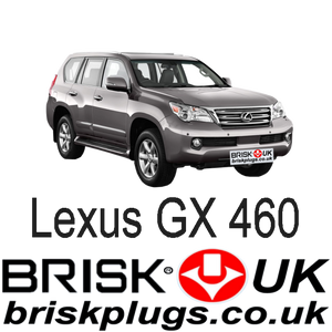 Lexus GX 460 Spark Plugs replacement tuning parts for Japan cars Brisk Racing