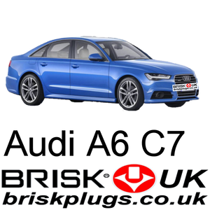 Audi A6 FSI TFSI Brisk Spark Plugs, Recommended upgrade parts