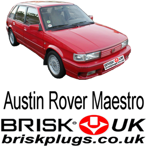 Austin Maestro Spark Plugs Brisk Racing ngk denso champion