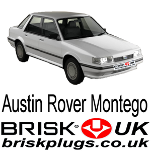 Montego spark plugs brisk racing UK replacement parts store