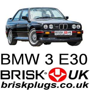 BMW E30 Spark Plugs brisk racing M3 318is 325i motorsport store