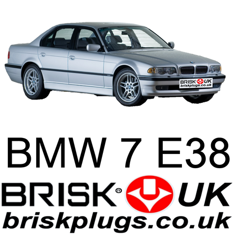 BMW E90 Brisk Racing Tuning Spark Plugs More Power M3 v8 Motorsport
