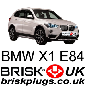 BMW x1 Brisk Spark Plugs upgrade LPG GPL CNG LNG Methane E85