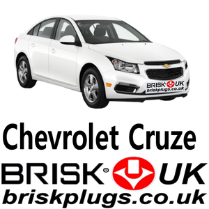 Chevrolet Cruze spark plugs replacement performance Brisk UK