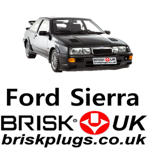 Ford Sierra Performance Upgrade Spark Plugs Brisk Racing Cosworth