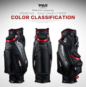 Brand new golf standard bag PU waterproof ball PGM golf ball bag