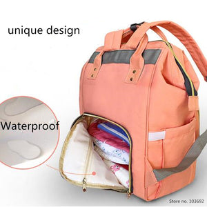 Large Capacity Baby Bag Travel Backpack