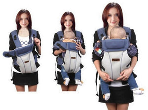 Baby Sling Breathable Ergonomic Baby Carrier