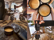 Load image into Gallery viewer, Hand Pressure Portable Manual Coffee Maker