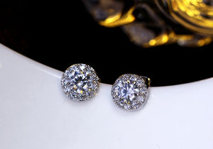 Pretty Fashion Small Stud Earring