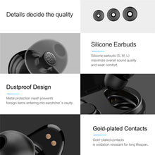 Load image into Gallery viewer, Bluetooth Touch Control Hifi Earphone with Mic