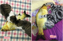 Load image into Gallery viewer, 7 Style Catnip Cat Toys Fish