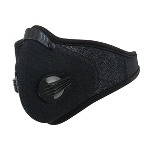 Activated Carbon Dust-proof Cycling Face Mask