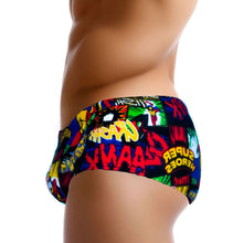 Load image into Gallery viewer, Men's Swimming Boxer Surf Board Shorts