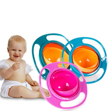 Load image into Gallery viewer, Retail Baby Feeding  Cute Toy 360 Rotate Spill-Proof